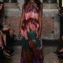 Naomi Campbell Emilio Pucci kifutóján.
