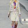 Chanel 2015 tavasz-nyár: azért vannak itt színek is bőven.