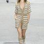 Gisele Bündchen is végigsétált a Chanel kifutóján.
