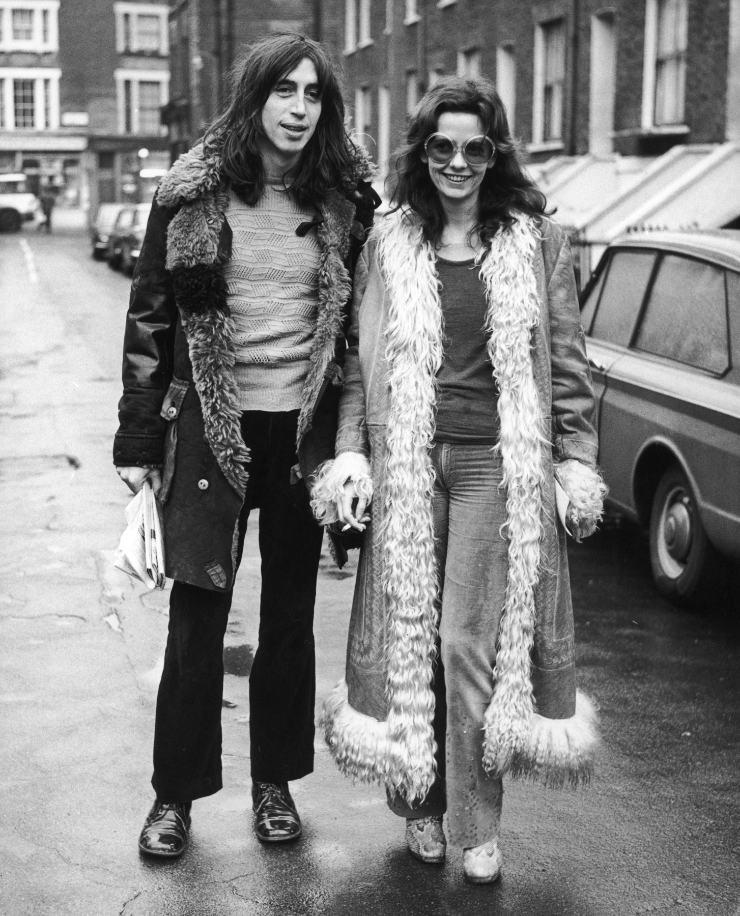 Egy merészebb szett 1970-ből.