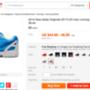 A Garam Shopban 15 ezerért árulják a koppincs Adidas Zx Fluxokat, ennek beszerzési éra Alin 45 dollár, vagyis 11 ezer forint.