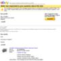 eBay-en is lehet érdeklődni a termékekről, itt nagyobb angoltudással rendelkeznek az eladók.