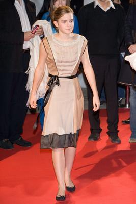 Emma Watson 2005-ben már próbálkozott a