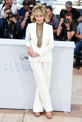 Jane Fonda ismét megmutatta, hogy 77 évesen is lehet jól kinézni