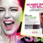 2015-ben neon színű ajakbalzsamokat dobtak piacra és az Instagramon kampányoltak.