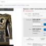 Evezzünk külföldi vizekre. Ez a ruha 100 ezer forint körüli összegért kereste a gazdáját a boltokban és online - most 6000 eurót, azaz 1,8 millió forintot kérnek érte. Ha türelmetlen és azonnal elvinné, akkor 10000 eurót, több mint 3 millió forintot kéne fizetnie érte. Normális?