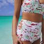 Nekünk ez a flamingós kétrészes az egyik kedvencünk a Swimsuit for All kollekciójából.