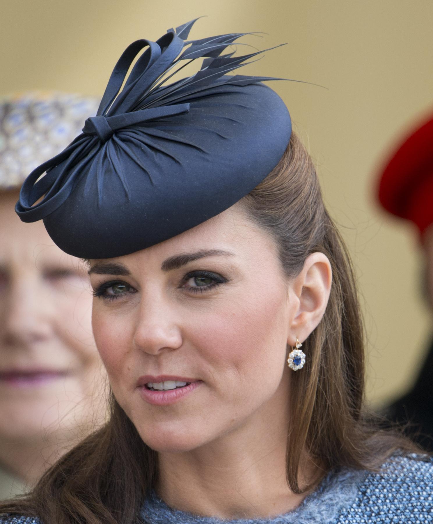 Ritkán látni a hercegnét cowboy kalapban, ezért ezzel a Kanadában lőtt képpel búcsúzunk.
