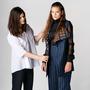 Kirilla Lilla a nívós Graduate Fashion Weeken is bemutatta diplomamunkáját.
