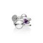 Pandora 2016-17 ősz/tél: csillámló cseppes gyűrűk