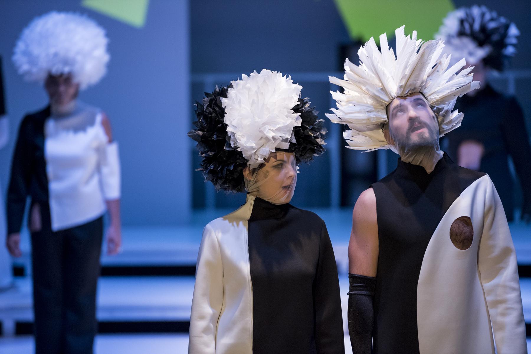 0532d92d09 Dívány – Tabu kollekció: divatkoncert a Trafóban – Galéria