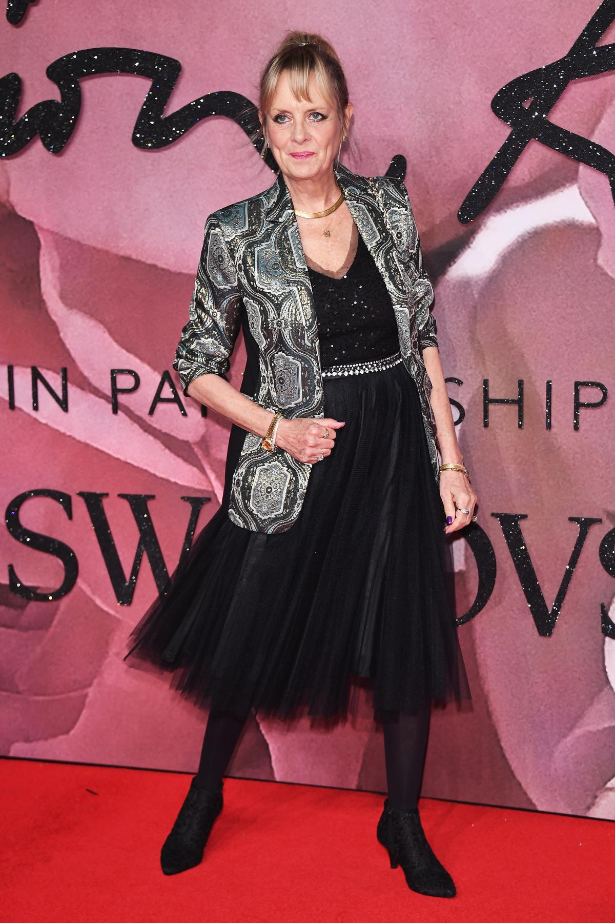Dívány – British Fashion Awards 2016 – Galéria