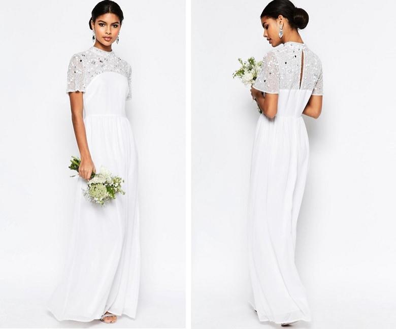Dívány - Offline - Vennél fast fashion esküvői ruhát  e6add19631