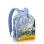 Nemcsak Van Gogh-os hátizsák lesz, készült ilyen például Mona Lisás verzióban is! Egy dizájner hátizsák 3200 dollárba, kb.939 ezer forintba kerül majd.