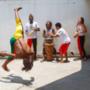 Utunk végén Gustavo és társai egy látványos capoeira-showval is megleptek.